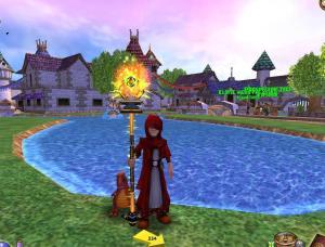 Wizard 101 CrimsonZilla