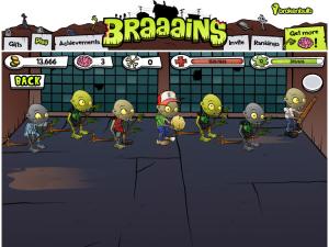 Braaains - my zombie horde