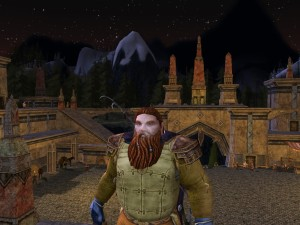 Ditto the Dwarf in LOTRO