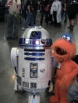 Ditto meets R2-D2