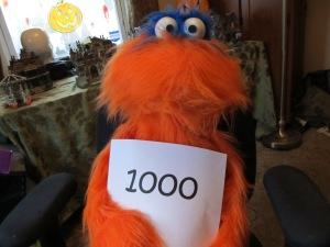 Ditto Celebrates 1000!!