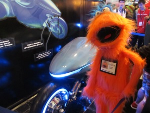 Ditto with the I.R.I.S. Bike from LocoCycle