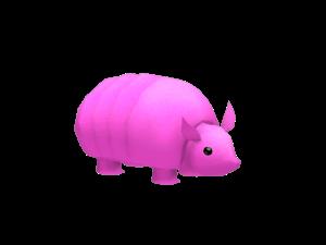 PP_armadillo_pink