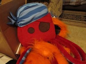 Pirate Octopus Attacks!