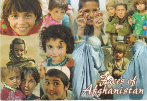 Postcard from Afghanistan!