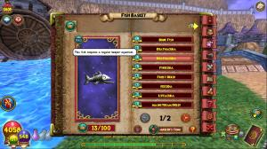 Fishtank Type