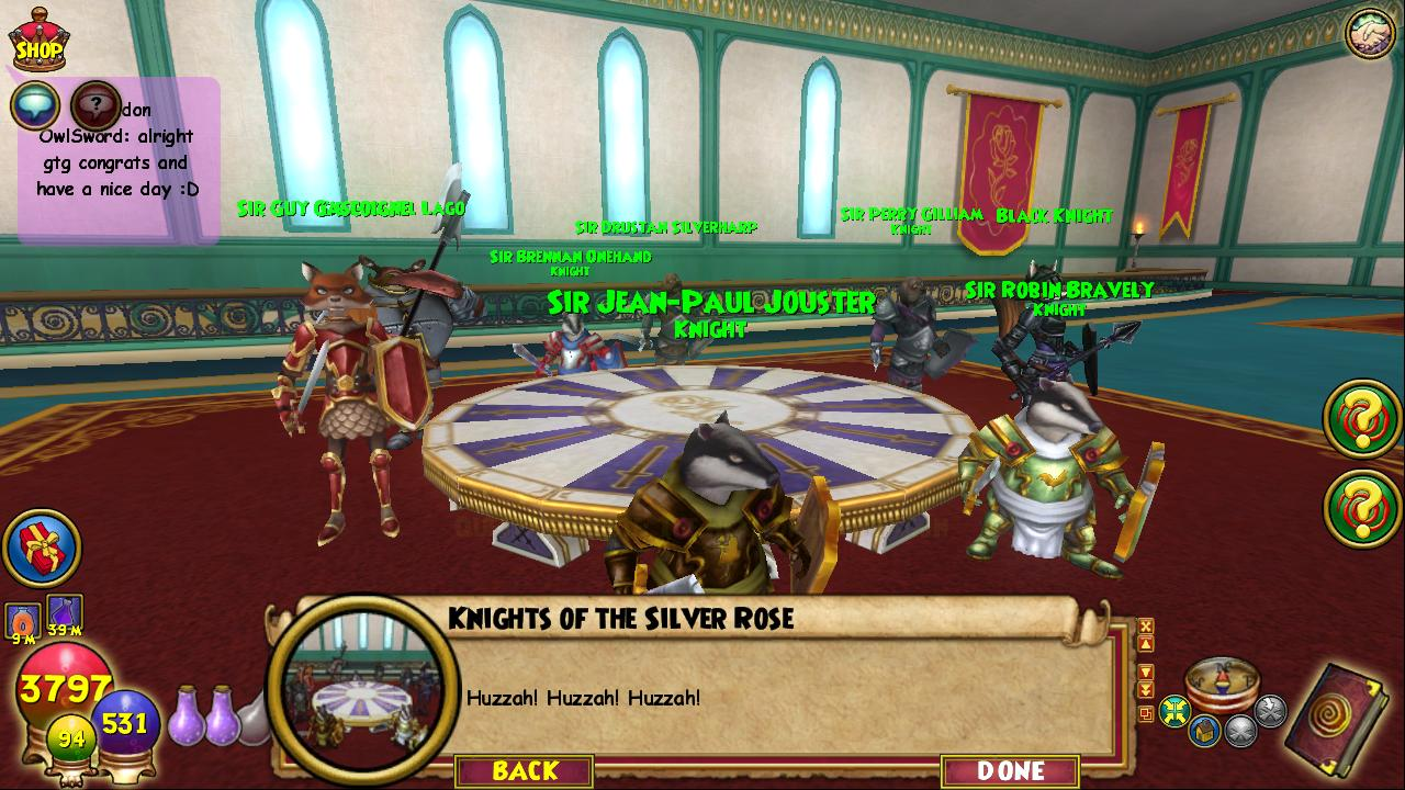 Leaving Avalon The Battle With Pendragon Ditto Monsters Bloggy