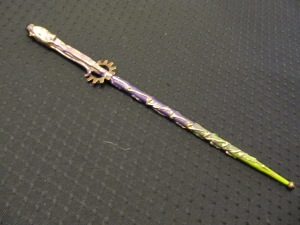 Storm Wand complete - Full Detail