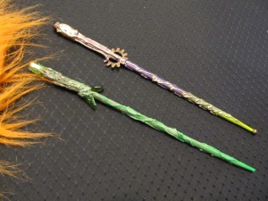 Wands  Complete!