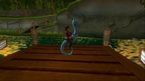 Spritely Seahorse